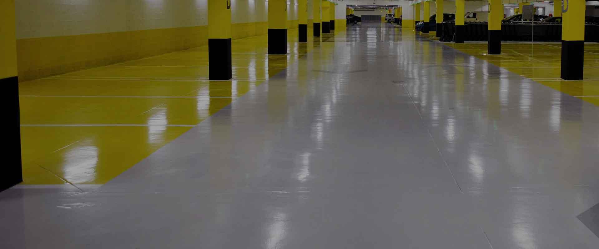 Empresa de pavimentos para parking en Cádiz