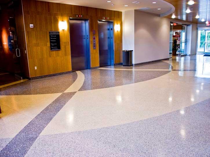 pavimento de poliuretano hotel cadiz