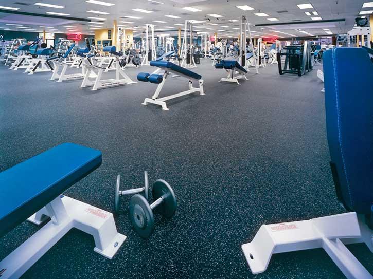 pavimento deportivo gimnasio